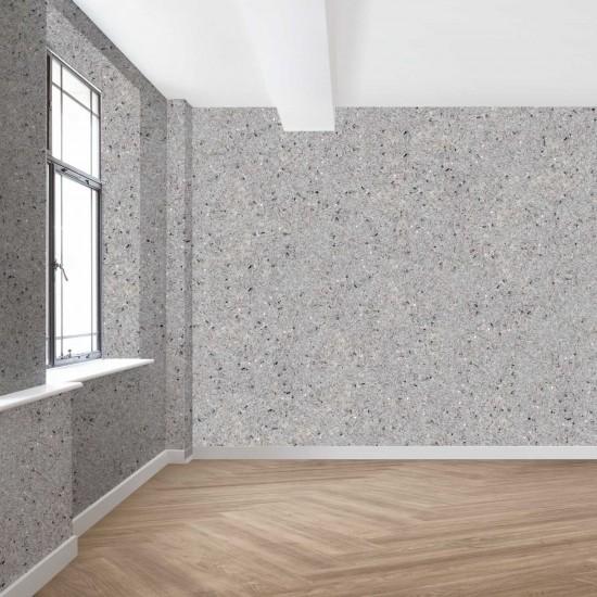 Gri Renk Isı Yalıtımı Duvar Boyası Ventrawall GE03