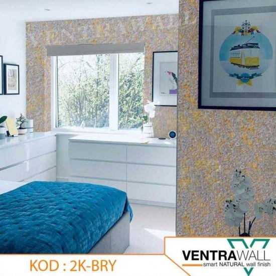 2 Kombine Renk Duvar Boyası Ventrawall 2K-BRY