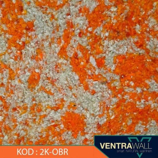 2 Kombine Renk Duvar Boyası Ventrawall 2K-OBR