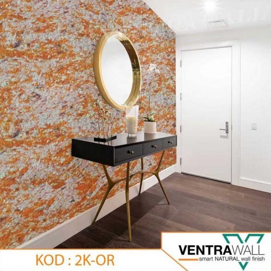 2 Kombine Renk Duvar Boyası Ventrawall 2K-OR