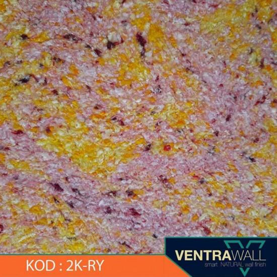 2 Kombine Renk Duvar Boyası Ventrawall 2K-RY