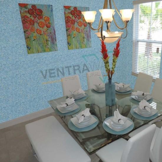 Mavi Duvar Boyası Ventrawall B03