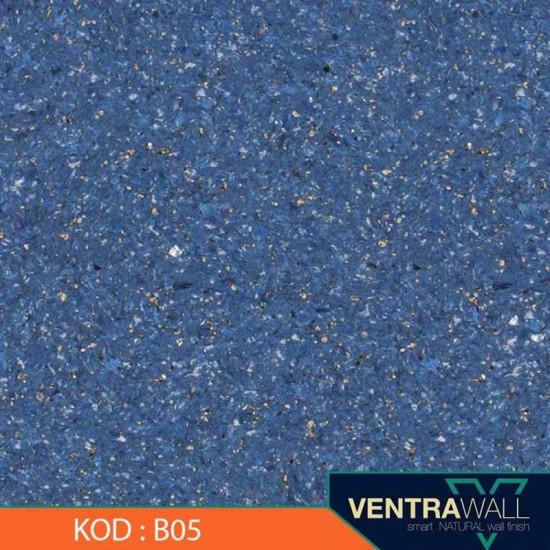 Mavi Ventrawall Duvar Boyası B05