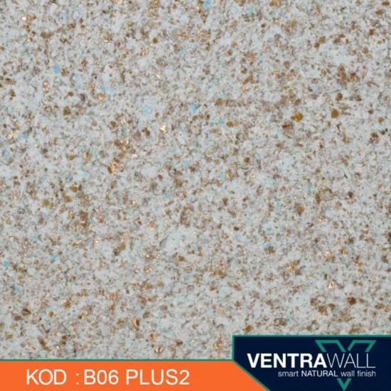 Mavi Isı Yalıtımlı Duvar Boyası Ventrawall B06-PLUS2