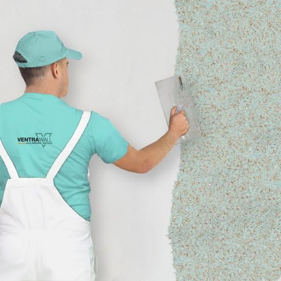 Mavi Isı Yalıtımlı Duvar Boyası Ventrawall B11-PLUS2