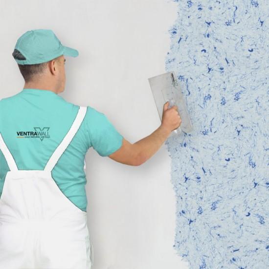 Mavi Duvar Boyası Ventrawall B13