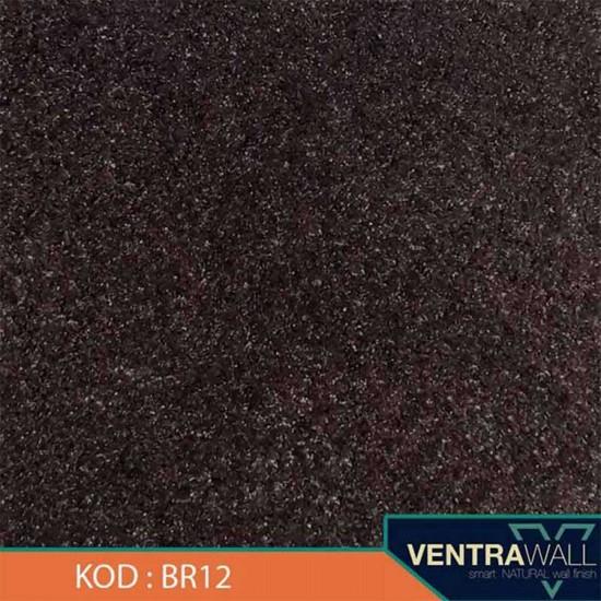 Kahverengi Duvar Boyası Ventrawall BR12