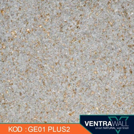 Gri Duvar Boyası Ventrawall GE01-PLUS2