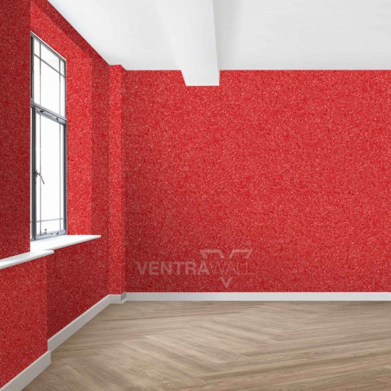 Kırmızı Renk Duvar Boyası Ventrawall R04