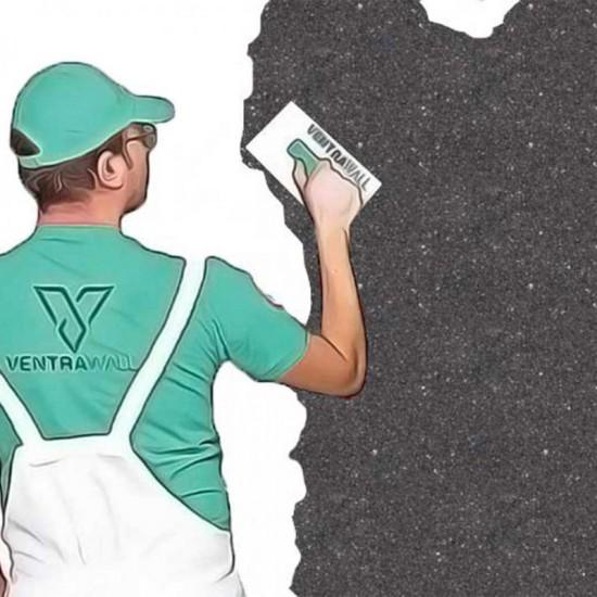 Siyah Duvar Boyası Ventrawall BL02