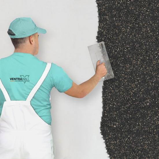 Siyah Duvar Boyası Ventrawall BL04-PLUS1