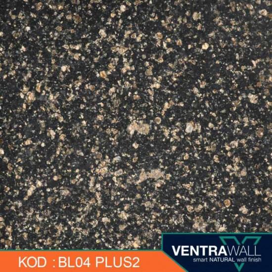 Siyah Duvar Boyası Ventrawall BL04-PLUS2