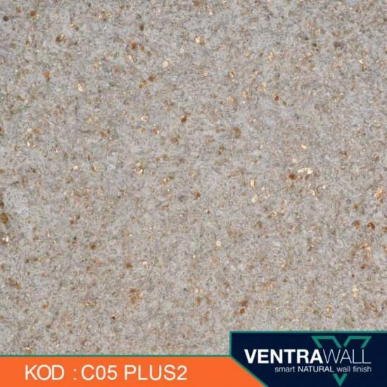 Krem Duvar Boyası Ventrawall C05 PLUS2
