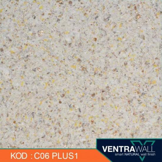 Krem Duvar Boyası Ventrawall C06 PLUS1