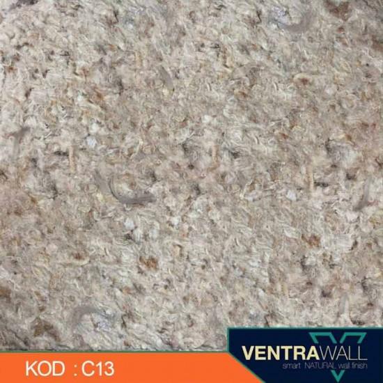 Krem Renk Ventrawall Duvar Sıvası C13