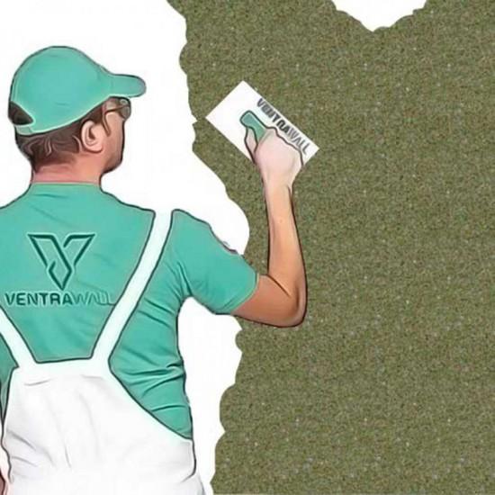 Yeşil Renk Duvar Boyası Ventrawall G02