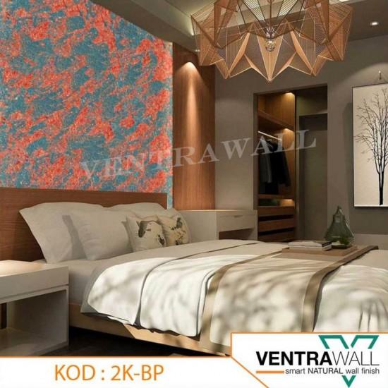 2 Kombine Renk Duvar Boyası Ventrawall 2K-BP