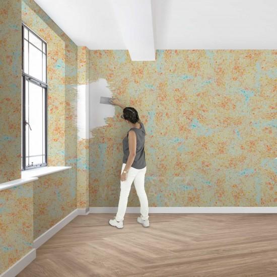 3 Kombine Renk Duvar Boyası Ventrawall 3K-YOB