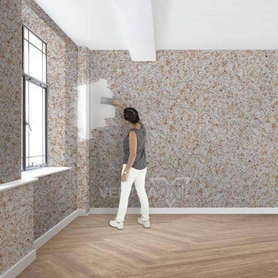 Mor Isı Yalıtımlı Duvar Boyası Ventrawall  PU02-PLUS2