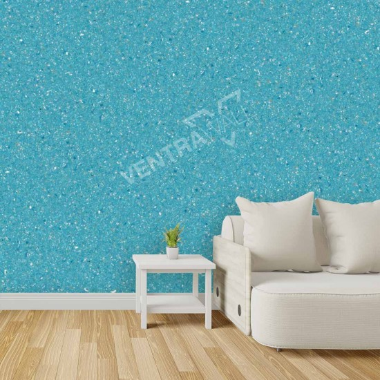 Mavi Ses izolasyonlu Duvar Boyası Ventrawall  B02