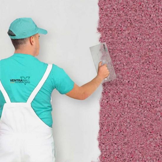 Pembe Renk Duvar Boyası Ventrawall P09