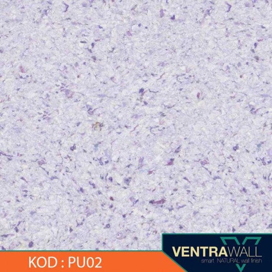 Mor Duvar Kaplaması Modeli Ventrawall PU02
