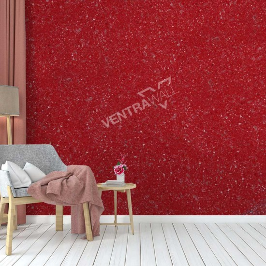 Kırmızı Renk Duvar Boyası Ventrawall R02