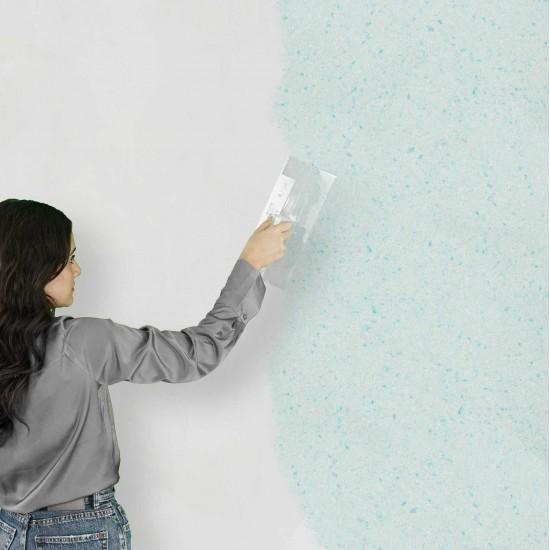 Mavi Isı Yalıtımlı Duvar Boyası Ventrawall B06